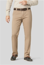 MEYER ROMA CHINO SS-pants-Digbys Menswear